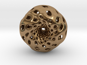 Cube Hopf preimage (edges) in Natural Brass
