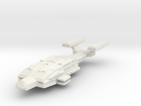 Lt Destroyer in White Strong & Flexible