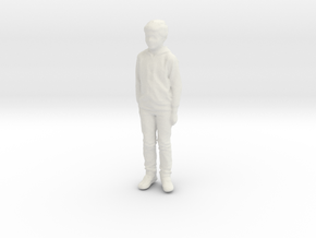 Printle C Kid 062 - 1/24 - wob in White Natural Versatile Plastic