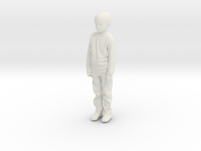 Printle C Kid 066 - 1/24 - wob in White Natural Versatile Plastic
