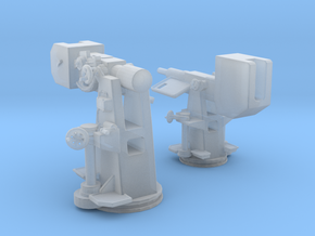 1/100 DKM Training Guns  in Smooth Fine Detail Plastic
