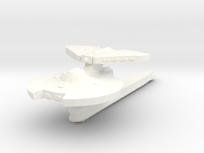 7k Trek Tolson in White Processed Versatile Plastic