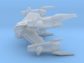 EA Starfury, Standard Hirez (Babylon 5), 1/270 in Frosted Ultra Detail