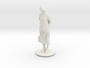 Printle C Femme 065 - 1/56 in White Natural Versatile Plastic