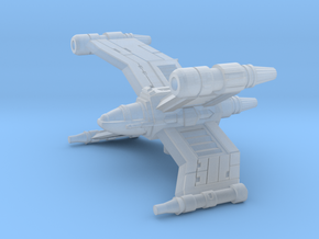 Crosswing Superiority Fighter in Frosted Ultra Detail