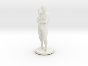 Printle C Homme 396 - 1/24 in White Strong & Flexible