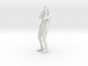 Printle C Femme 031 - 1/43 - wob in White Strong & Flexible