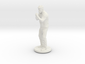 Printle C Homme 397 - 1/24 in White Strong & Flexible