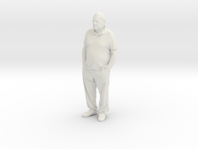 Printle C Homme 404 - 1/24 - wob in White Natural Versatile Plastic