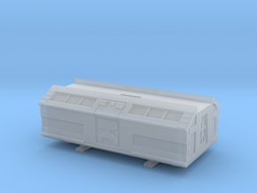 Space 1999 Passenger/Rescue Pod For Dinky Eagle in Smooth Fine Detail Plastic