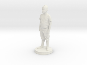 Printle C Kid 131 - 1/24 in White Strong & Flexible
