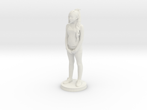 Printle C Kid 132 - 1/24 in White Natural Versatile Plastic