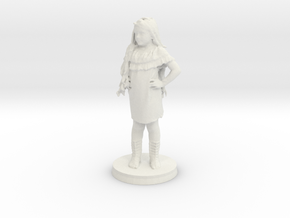 Printle C Kid 136 - 1/24 in White Strong & Flexible