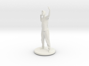 Printle C Homme 421 - 1/24 in White Strong & Flexible