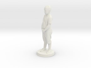 Printle C Kid 137 - 1/24 in White Natural Versatile Plastic