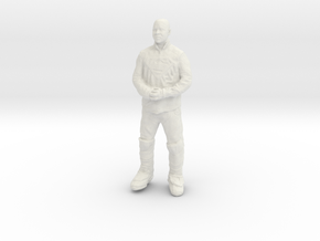 Printle C Homme 415 - 1/24 - wob in White Strong & Flexible
