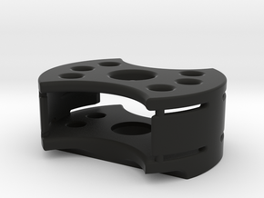 HW100 Magazine Clip Mk3 in Black Natural Versatile Plastic