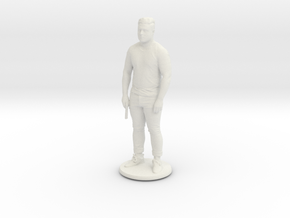 Printle C Homme 424 - 1/24 in White Strong & Flexible