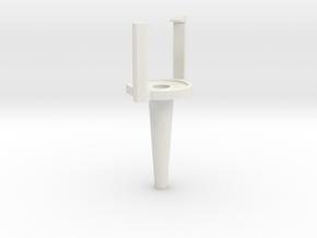 FSL 2.5 AirNozzleR0 in White Natural Versatile Plastic