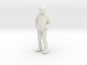 Printle C Kid 070 - 1/24 - wob in White Natural Versatile Plastic
