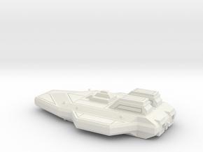 Zingara Pena DD in White Natural Versatile Plastic