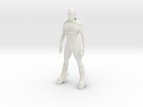 Printle V Homme 428 - 1/24 - wob in White Natural Versatile Plastic