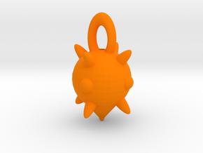 K'Toi in Orange Processed Versatile Plastic