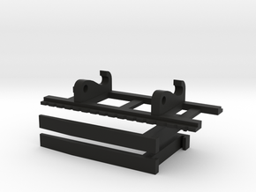 Palletvork L60-L90 V3.0 in Black Natural Versatile Plastic