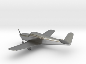 Beechcraft Bonanza 35 in Natural Silver: 1:108