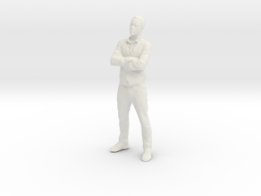 Printle C Homme 188 - 1/72 - wob in White Strong & Flexible