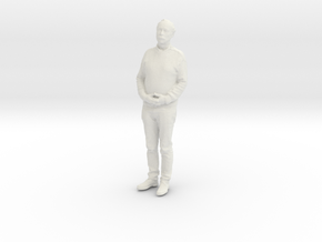 Printle C Homme 290 - 1/72 - wob in White Strong & Flexible