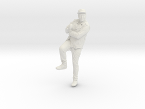 Printle C Homme 313 - 1/72 - wob in White Strong & Flexible