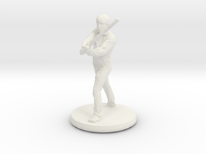 Printle C Homme 001 - 1/72 in White Strong & Flexible