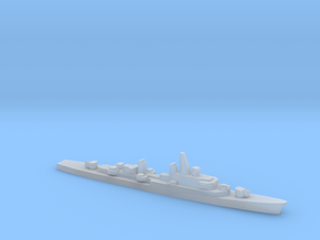 Impetuoso-class DD w/  barrels, 1/3000 in Smooth Fine Detail Plastic
