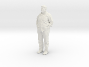 Printle C Homme 011 - 1/64 - wob in White Strong & Flexible