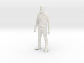 Printle C Homme 016 - 1/64 - wob in White Strong & Flexible