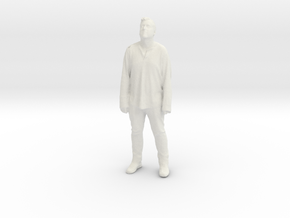 Printle C Homme 030 - 1/64 - wob in White Strong & Flexible