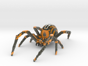 Spider in Coated Full Color Sandstone: Medium