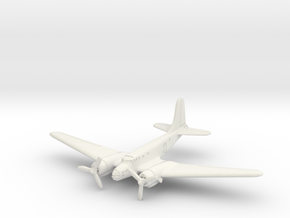 Douglas B-23 Dragon (In Flight) 1/200 in White Strong & Flexible
