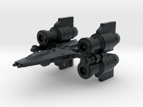 AY Wing Blitz Bomber 1/270 in Black Hi-Def Acrylate