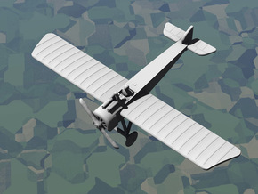 Pfalz E.IV in White Strong & Flexible: 1:144