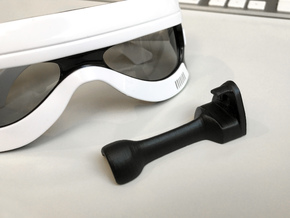 Star Wars 3D Glasses Mount in Black Strong & Flexible