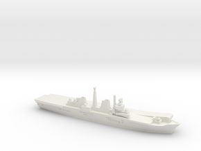 HMS Invincible R05 (Falklands War), 1/2400 in White Natural Versatile Plastic