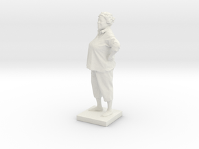 Printle C Femme 027 - 1/35 in White Natural Versatile Plastic