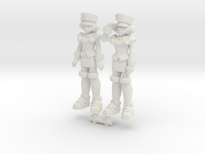 T-Ai 2-Pack (RiD2000) 35mm Minis in White Strong & Flexible