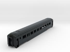 D&RGW Prospector Coach N Scale  in Black Hi-Def Acrylate
