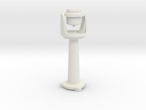 1/32 USN Compass in White Natural Versatile Plastic