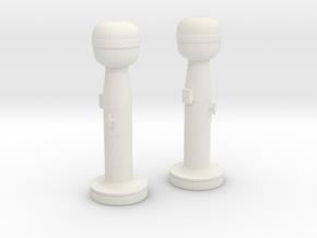 1/32 USN Pelarus Set in White Natural Versatile Plastic