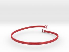 Model-ff775aedf6886b1ae313e4b4453f764a in Gloss Red Porcelain