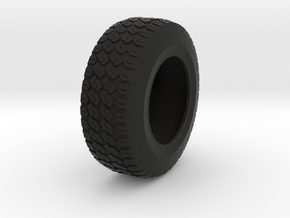 1992-1996 Ford F-150/Bronco Offroad Tire in Black Natural Versatile Plastic